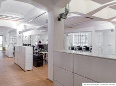 Gärtner Internationale Möbel #Projekt #Kontor Digital Media #Hamburg #Office #USM