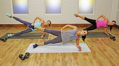 Burn major calories while building muscle with this 15-minute video workout — with its own awesome soundtrack!