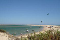 #Beach Praia da Barrinha de Faro, Algarve, Portugal | Photo by José Alves via http://blog.turismodoalgarve.pt