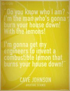 Cave Johnson