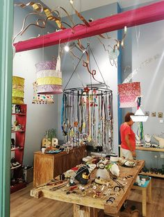 FASHION INTERVIEW: Iliachtina arts-crafts