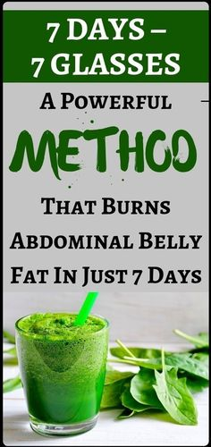 7 Days – 7 Glasses: A Powerful Method That Burns Abdominal Fat! - megan vicidomini - - 7 Days – 7 Glasses: A Powerful Method That Burns Abdominal Fat! Fat Burning Drinks, Fat Burning Foods, Lose Fat, Lose Weight, Weight Loss, Reduce Weight, Snacks Diy, Diabetes, Best Diet Drinks