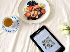 3 recepty na zdravé, rýchle a chutné raňajky Lifestyle, Blog, Green Papaya Salad, Blogging