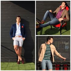where the argentine boys are Mode Masculine, Chile, Menswear, Mens Fashion, My Style, Face, Casual, How To Wear, Outfits