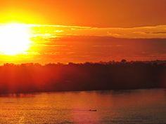 Porto Velho - Rondônia - O barco