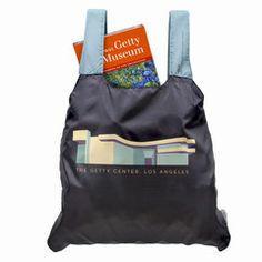 Getty Museum Reusable Tote Bag