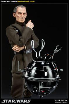 Sideshow Star Wars Grand Moff Tarkin Premium Format Figure New   eBay