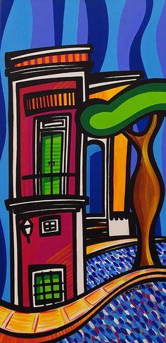 Puerto rico paintings