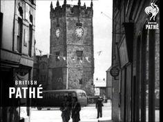 #Richmond, North Yorkshire - Take A Look (1943) #British_Pathe #Yorkshire