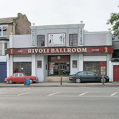 The ballroom scenes in Home were filmed at the Rivoli Ballroom, Brockley, South London. Thanks to shappeybunny for pictures!