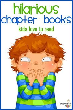 Books for Kids Funny chapter books for kids (that will get them reading!)Funny chapter books for kids (that will get them reading! Kids Reading, Teaching Reading, Reading Books, Reading Lists, Star Reading, Reading Club, Reading Games, Student Reading, Reading Resources