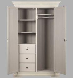 armarios vintage blanco dormitorio para closets - Buscar con Google