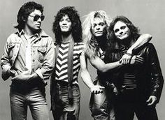 Van Halen yep saw them twice, once as the way they are here and once with Sammy Hagar
