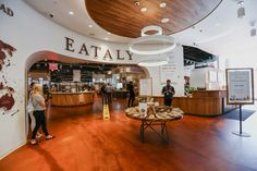 Eataly World is Basically Disneyland For People Who Love Pasta