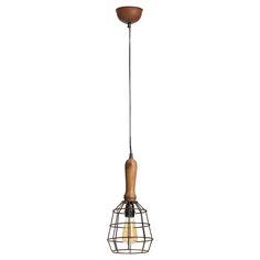 Minimalistische hanglamp koper. Kleine fitting E14. 18x18x35 cm (lxbxh). #kwantumstijl #hanglamp