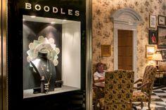Boodles Window Display | Spring/Summer, 2013 by Millington Associates
