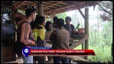 Penanaman Hutan Oleh Komunitas Pecinta Replika dari Kertas - NET10