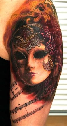 Tattoo by Andy Engel