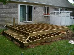 pic of outdoor extended decks - Google Search