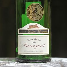 Loire Valley Wine, The Prestige, Whiskey Bottle, Freemason