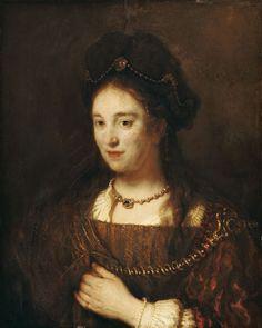 imagenes de saskia esposa de rembrandt - Buscar con Google