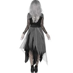 Scorpiuse Halloween Zombie Bride Costume Ghost Corpse Bride Dress for Adult Women: Clothing Zombie Bride Costume, Zombie Halloween Costumes, Halloween Fancy Dress, Corpse Bride Dress, Christmas Suit, Ghost Bride, Ladies Fancy Dress, Costumes For Women, Adulting