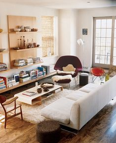 Make Your Couch a Divider