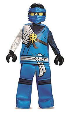 LEGO Ninjago 10328K Jay Prestige Kostüm (mittel)