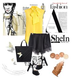 """Shein 3"" by aida-1999 ❤ liked on Polyvore featuring Moschino"