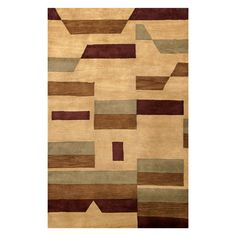 Noble House Bengal Area Rug - Beige, 8 x 11 $810
