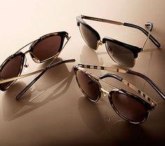 Men's Burberry sunglasses -- Classic.