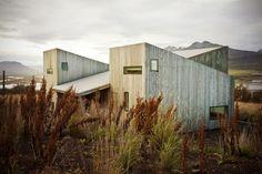 VILLALÓLA, maison contemporaine en Islande par ARKÍS Architects - Journal du Design