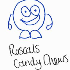 #DrawYourMemories Favorite candy: Rascals! I had one of those limited edition Rascals Character bottles that you could refill. That was quite an obsession for a while! They don't make 'em like they used to though.