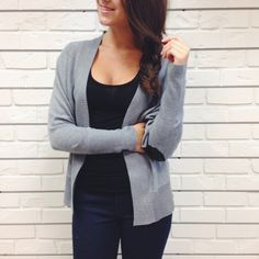 November rain. comfy . cozy . fall . cardigan . #hunnistyle