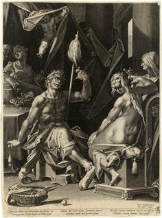 hercules and omphale relationship