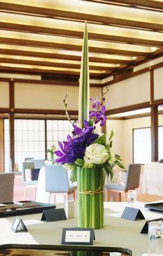 # Vress et Rose # Wedding #japanese # Guest table # table # Flower # Bridal #Vintage # ブレスエットロゼ #ウエディング# ブルー #和装  #ラン# ゲストテーブル #テーブル # 花#ナチュラル# ブライダル#結婚式
