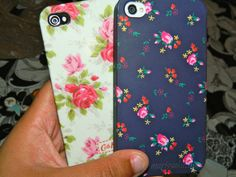 Floral I phone cases