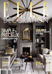 Abonnement magazine ELLE Décoration