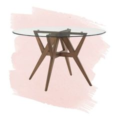 Langley Street Julien Artificial Marble Round Dining Table | Wayfair Glass Dining Set, Round Dining Table Sets, Tulip Dining Table, Trestle Dining Tables, Pedestal Dining Table, Dining Table In Kitchen, Table And Chairs, Artificial Marble, Solid Wood Dining Table