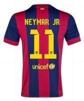 FC Barcelona 2014-15 season Neymar Jr #11 Home Jersey