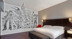 London: Andaz Liverpool Street's Room With A View Will Give You An Arty Andazm