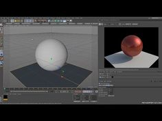 Basic Car Paint Material in Cinema 4D & Arnold Render