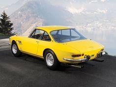 SPEED: 1968 Ferrari 330 GTC