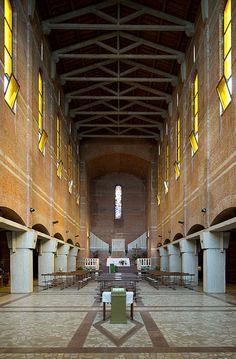 Chiesa di San Giovanni al Gatano, Pisa// by Saverio Muratori