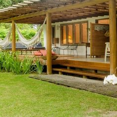 Wood House Design, Village House Design, Village Houses, Hut House, Indian Home Design, Building A Container Home, Bamboo House, Kerala Houses, Facade House