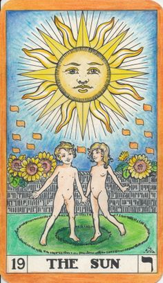 bota tarot coloring instructions - Google Search