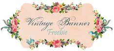 Free vintage banners via @FPTFY