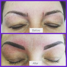 #hairstroke #eyebrows #tattooedbrows #semipermanentmakeup