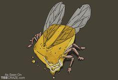 Butterfly T-Shirt Designed by Genoslaw Source: http://teecraze.com/
