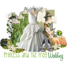 Princess and the Frog Wedding | Simply Inspirational. | Winter ...